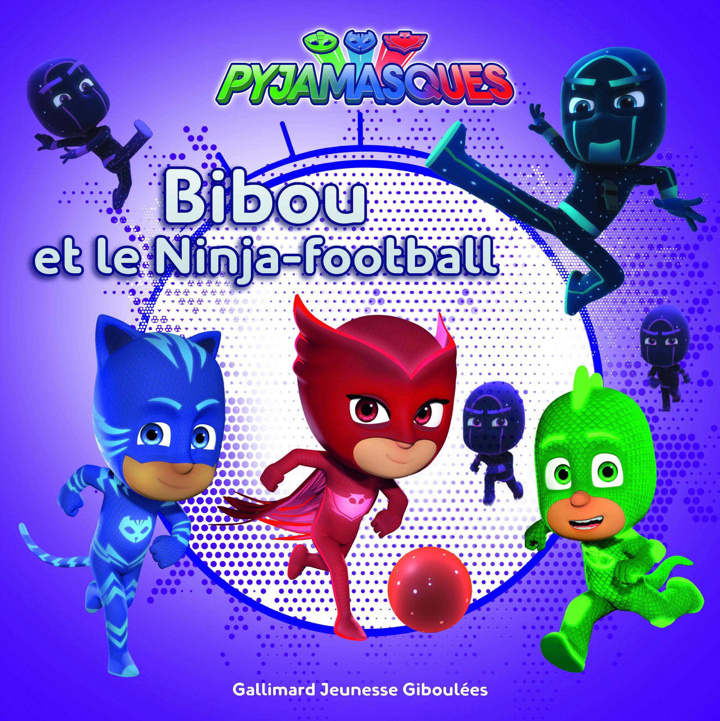 Bibou et le Ninja-football
