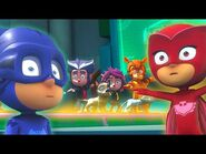 PJ Masks are Taken Over as Robots! - 2021 - PJ Masks Official