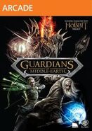 Guardians of Middle-earth cover
