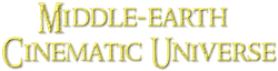 Middle-earth Cinematic Universe wiki
