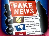 Фальшивые новости