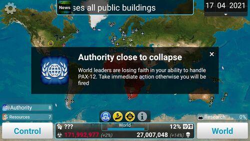 AuthorityCollapse