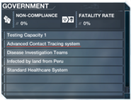 ContactTracingGovernment