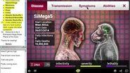 SiMega5 - Sketch's Plague Inc