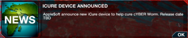 ICURE Announced