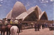 Australia disrupted