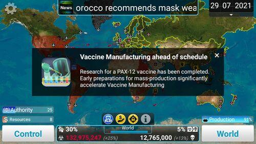 VaccineManufacturing