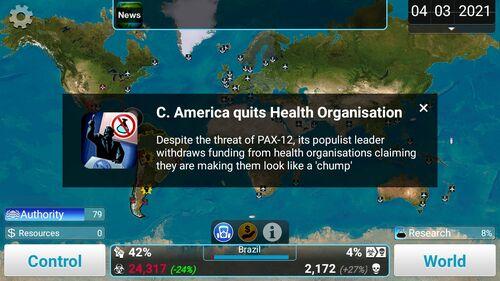 WithdrawalfromHealthOrganization