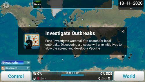 InvestigateOutbreaks