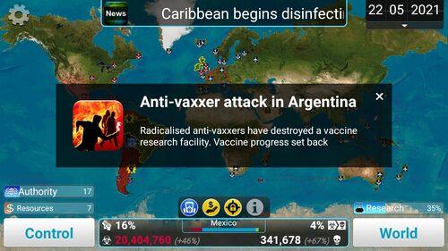 AntiVaxxerAttack