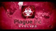 Plague Inc Santa's Little Helper mega brutal - 3 biohazard labels Помощник Санты на крайне сложном