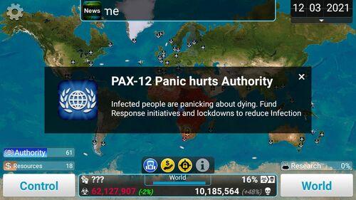 PanicEvent