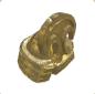 Ancient Golden Statue Headdress 02