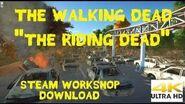 Planet Coaster UHD - The Walking Dead Theme Park - Zombie Rollercoaster 4K