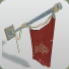 Pirate Flag Red