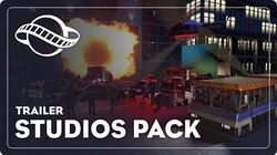 Planet Coaster Studios Pack OUT NOW!