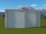 Coaster Doors - Planet Coaster