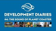 Dev Diary 4 The Sound of Planet Coaster