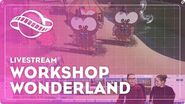 Workshop Wonderland (w Liesa Bauwens)