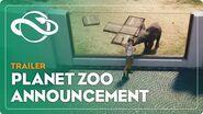 Planet Zoo Announcement Trailer