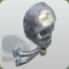 Skull Torch