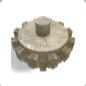 Ancient Cog Gear Rack 01 - Alternating