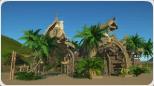 Large Pirate Entrance