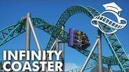 Planet Coaster College - Infinity Coaster Tutorial