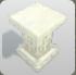 Statue Plinth - Ship Frieze
