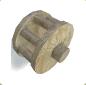 Ancient Cog Gear Rack 02 - Alternating