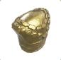 Ancient Golden Statue Torso 01