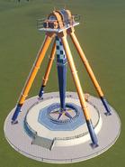 Sundial 1 - Planet Coaster