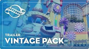 Planet Coaster's Vintage Pack Out Now!