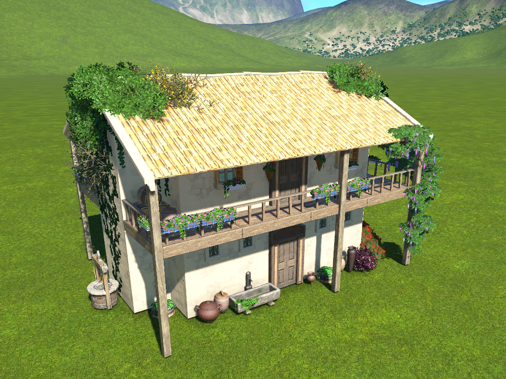 Pirate House - Large (2)