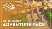 Planet Coaster's Adventure Pack Coming Soon!