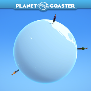 Main Menu screen - Planet Coaster.png