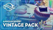 Planet Coaster's Vintage Pack Coming Soon!