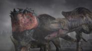 1x3 DaspletosaurusAttacksCentrosaurus