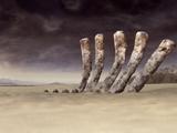 Carcharodontosaurus territory