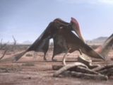 African pterosaur