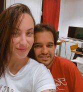 Laura e Josep Maria