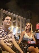 Josep Maria e Sandra