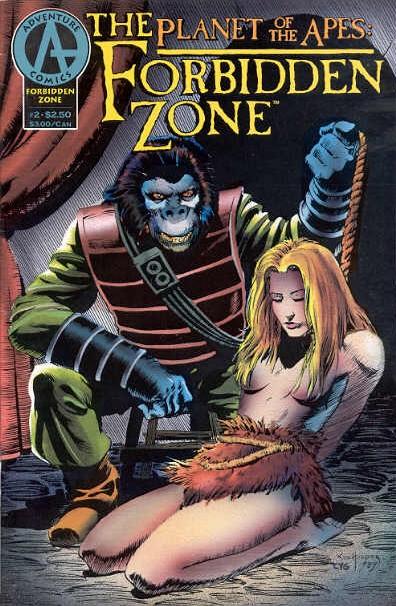 Forbidden Zone 2