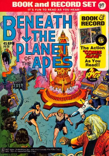 Beneath the Planet of the Apes (Power Records)