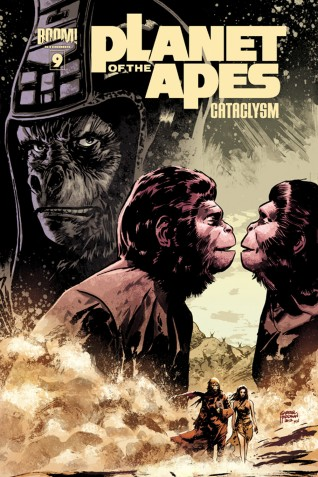 Planet of the Apes Cataclysm 9