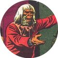 Mandemus in Power Records' 'Battle for the Planet of the Apes'; illustration by Arvid Knudsen and Associates