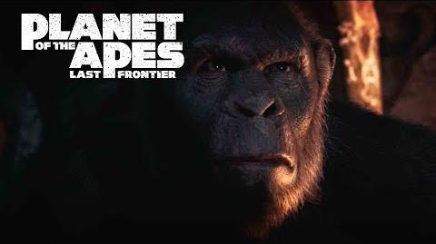 Planet of the Apes Last Frontier Trailer (Actual Game Footage)
