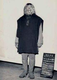 Paul Lambert in 'Minister' wardrobe test
