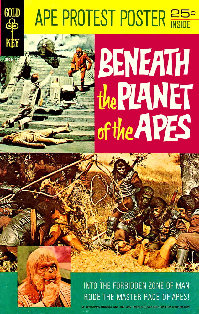 Beneath the Planet of the Apes (Comic Book)