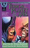 Malibu Graphics' re-issue of 'Terror on the Planet of the Apes, issue 3 (1991)